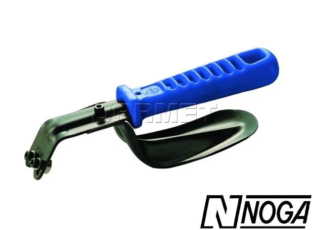 Gratownik DOUBLE BURR do krawędzi zewnętrznych - NOGA (DB1000)
