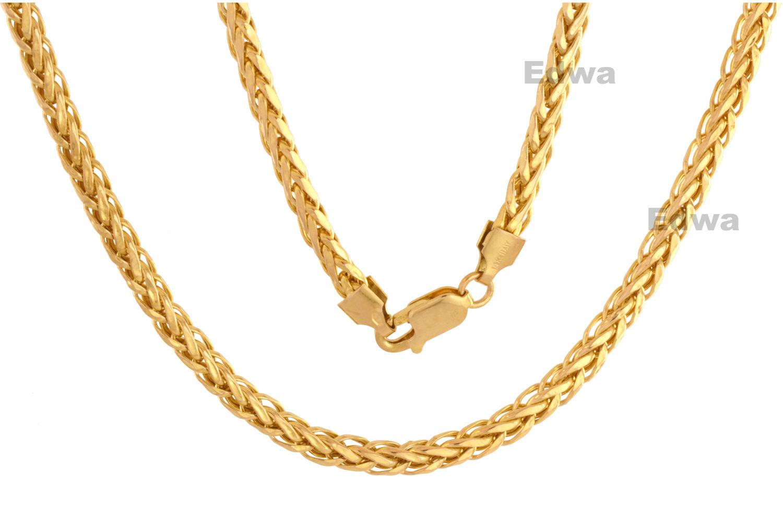 Łańcuszek złoty Lisi Ogon pr.585 46 cm
