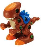 Dumel Discovery - Mały majsterkowicz - T-Rex do skręcania 43527