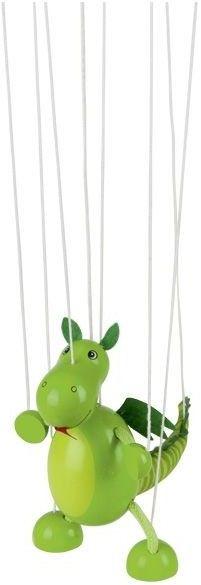 Marionetka na sznureczkach Smok