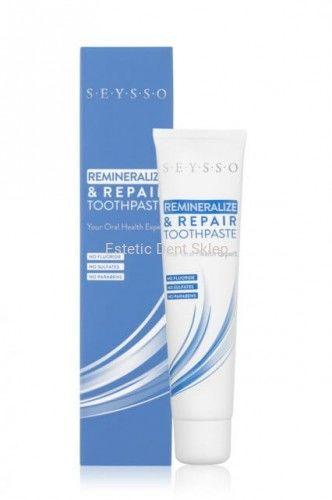 Pasta do Zębów SEYSSO Oxygen Remineralizacja & Odbudowa