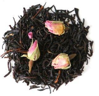 Herbata czarna o smaku chińska róża 120g
