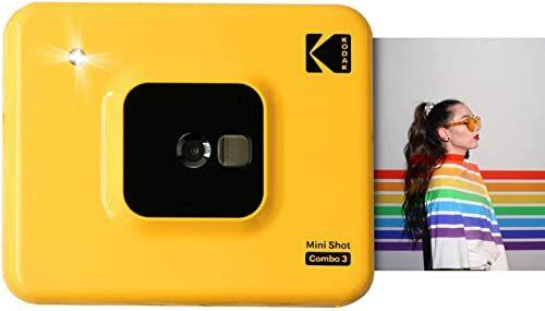 Kodak Mini Shot Combo 3 - C300Y Yellow (C300Y)