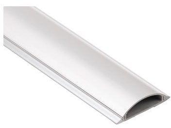 Hama Organizer kabli półokrągły, 100/2,1 cm, biały