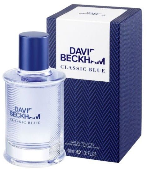 David Beckham Classic Blue - woda po goleniu 60 ml