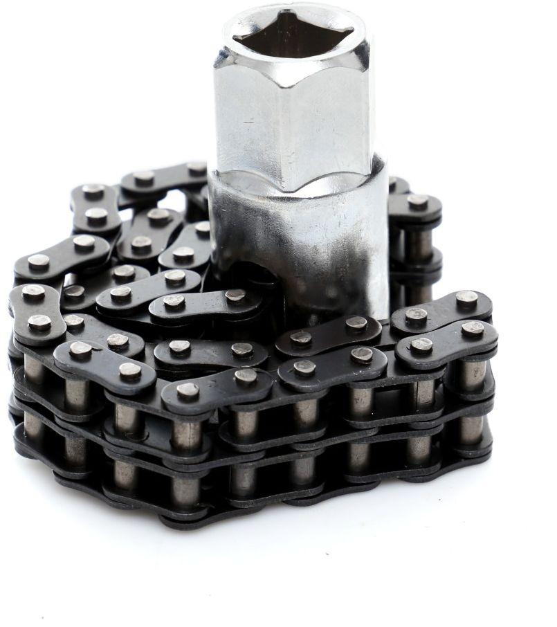 Klucz łańcuchowy podwójny 1/2  21-120 mm do filtra oleju