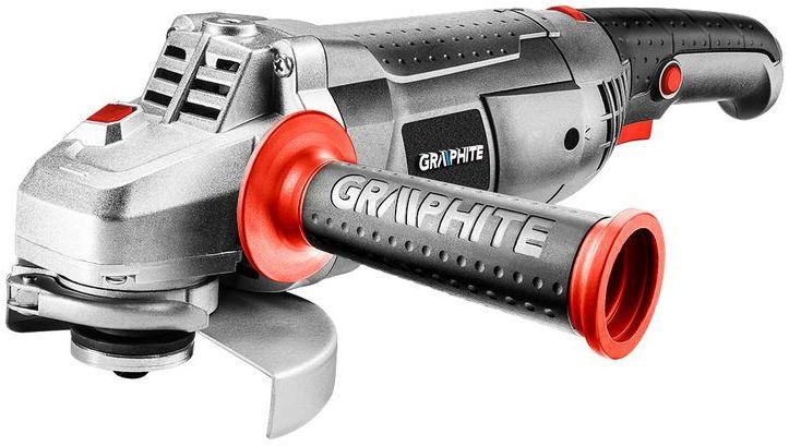 Szlifierka kątowa 1200W tarcza 125x22.2mm obroty 59G220