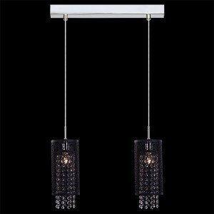 Manhattan lampa wisząca 2-punktowa 1180/2 BL