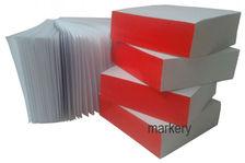 Kostka Papierowa Klejona Biała 280 kart 85x85mm