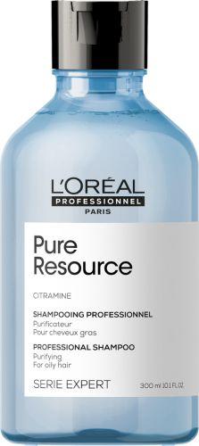 L Oréal Professionnel Pure Resource Szampon do włosów przetłuszczających się 300 ml
