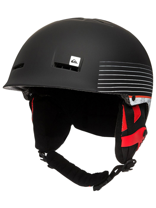 Quiksilver FUSION BLACK BENZAL YOUTH kask snowboardowy - 56