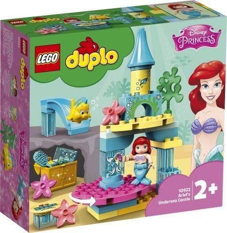 LEGO DUPLO Pricess - Podwodny zamek Arielki 10922