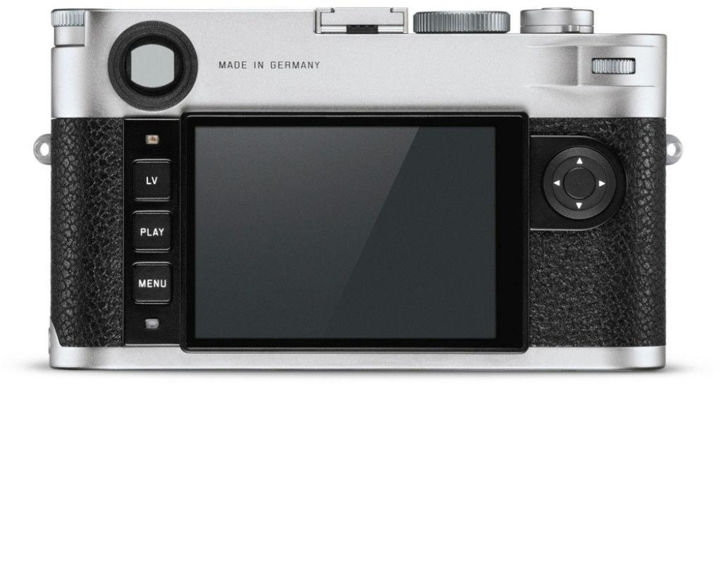 Aparat Leica M10P Silver