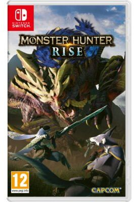 Gra Nintendo Switch Monster Hunter Rise