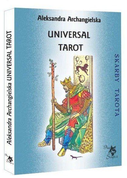 Skarby Tarota. Universal Tarot - Aleksandra Archangielska