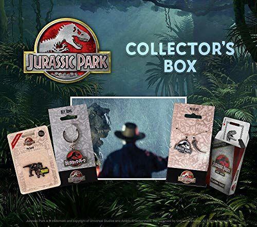 Jurassic Park - pudełko kolekcjonerskie
