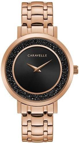 Zegarek Caravelle 44L252 - CENA DO NEGOCJACJI - DOSTAWA DHL GRATIS, KUPUJ BEZ RYZYKA - 100 dni na zwrot, możliwość wygrawerowania dowolnego tekstu.