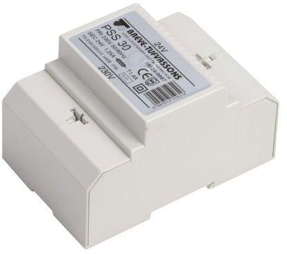 Transformator 1-fazowy modułowy PSS 30VA 230/24V 16024-9997