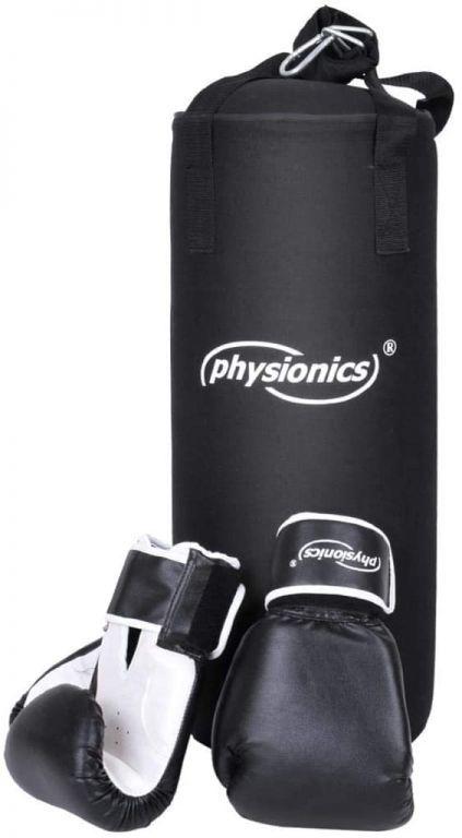 Worek bokserski dla dzieci z rękawicami bokserskimi 25 x 60