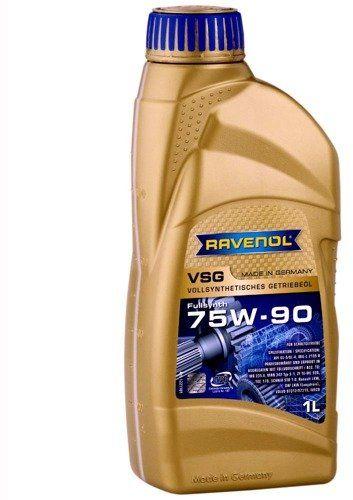 Olej przekładniowy Ravenol VSG 75W90 1L