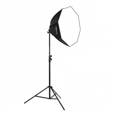 Lampa SOFTBOX octa 60cm 65W 802