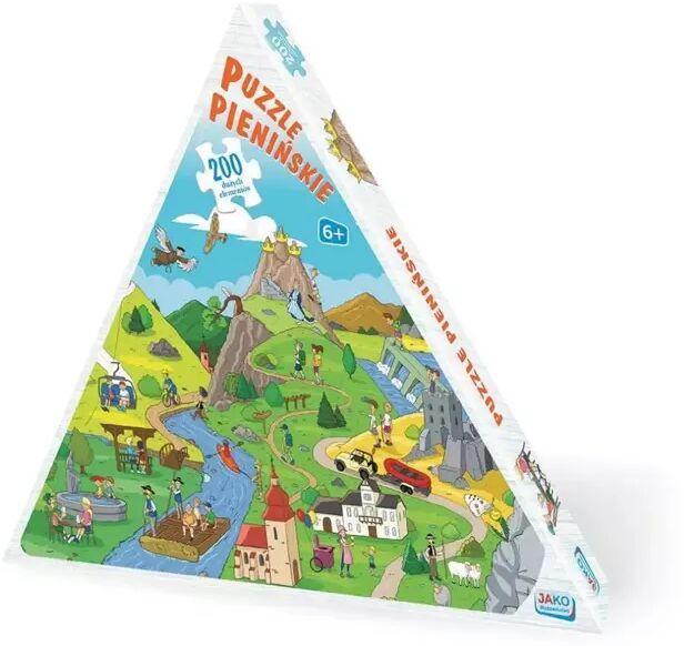 Puzzle 200 Pienińskie - Wydawnictwo Jako