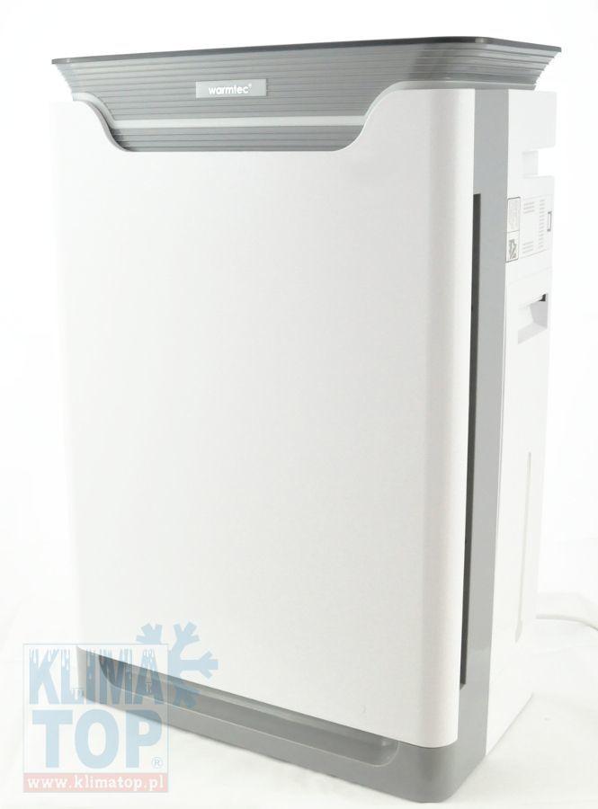 Oczyszczacz powietrza Warmtec AP 350 W PLUS z nawilżaniem, filtrem Hepa H13 i WiFi (80m2) ** -10 zł ZA PRZEDPŁATĘ ** WYSYŁKA GARTIS 24h! **