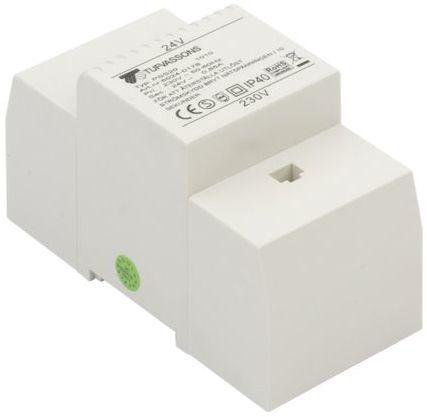 Transformator 1-fazowy modułowy PSS 20VA 230/24V 16024-0178