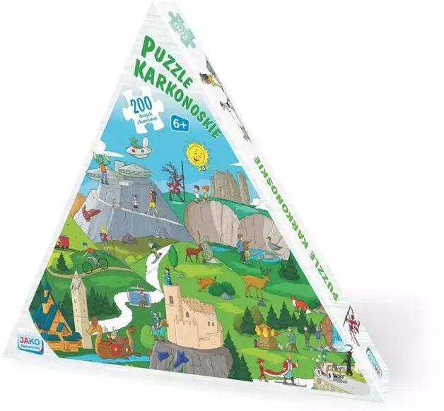 Puzzle 200 Karkonoskie - Wydawnictwo Jako