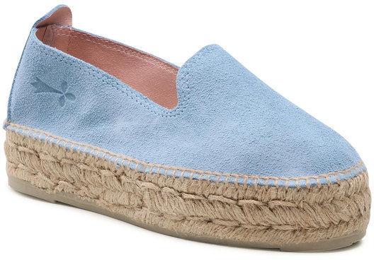 Espadryle Sandals With Bow M 3.0 J0 Niebieski
