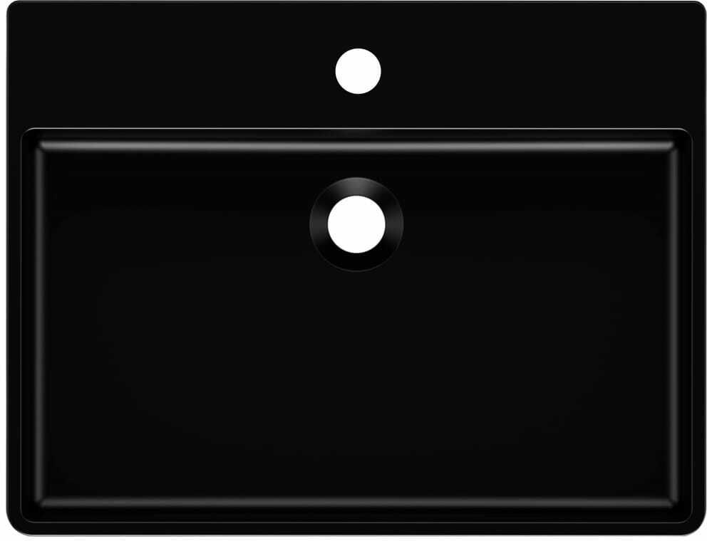 Umywalka SILBA 55 Czarny