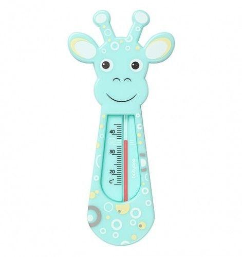 Termometr do kąpieli seledynowa żyrafa