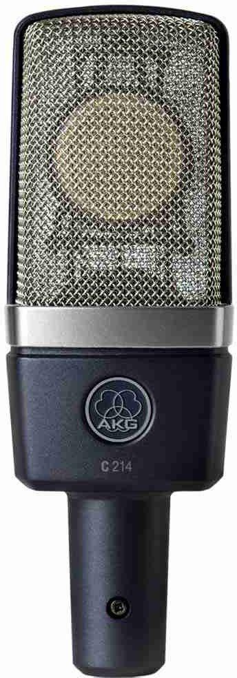 AKG C 214 Stereo Set - mikrofon pojemnościowy/para