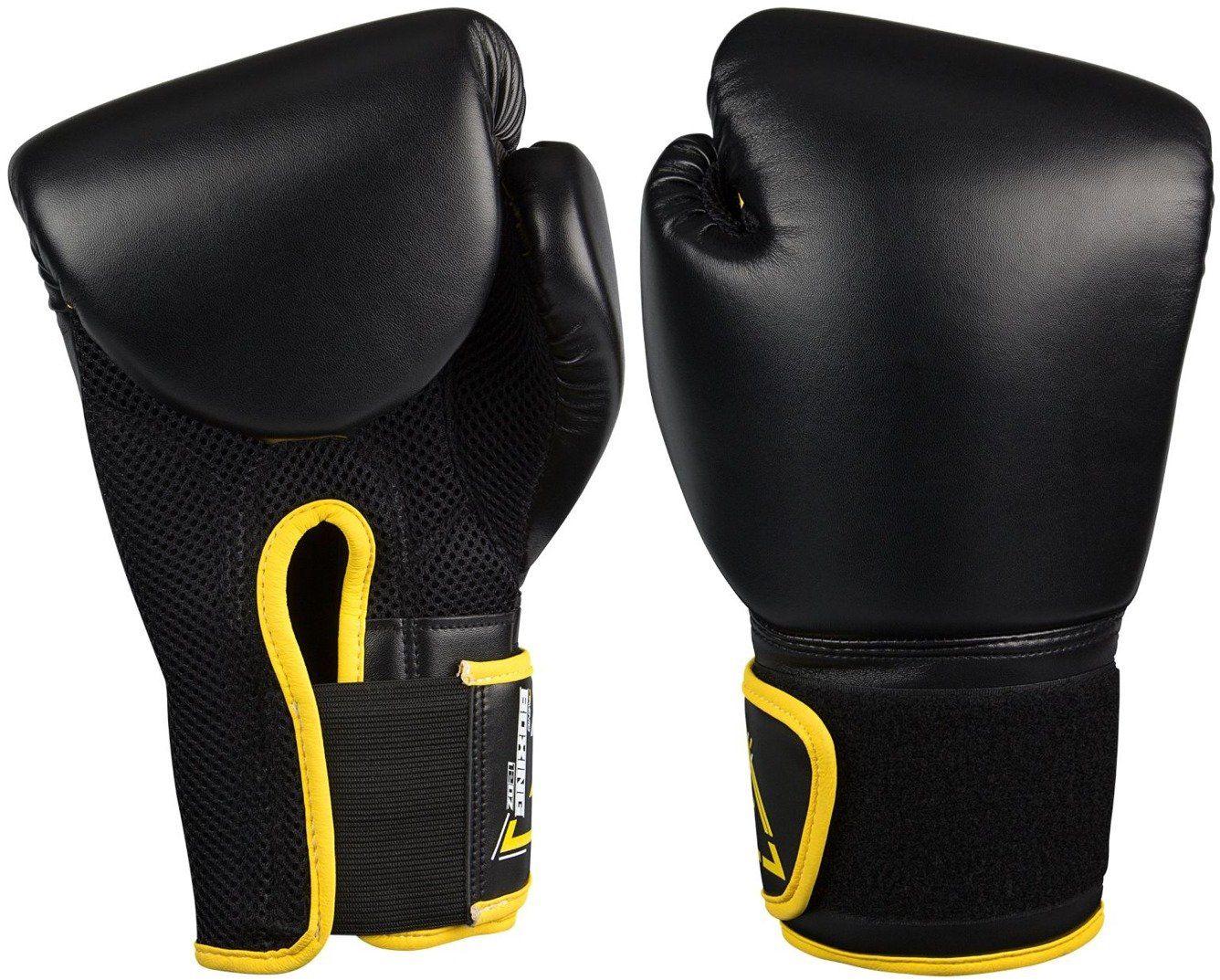 Rękawice bokserskie treningowe Avento 12 oz