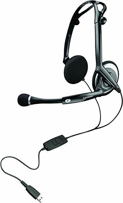 Plantronics .Audio 400 DSP USB Słuchawki stereo