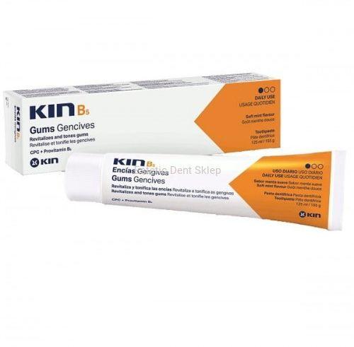 KIN B5 pasta do zębów 125 ml