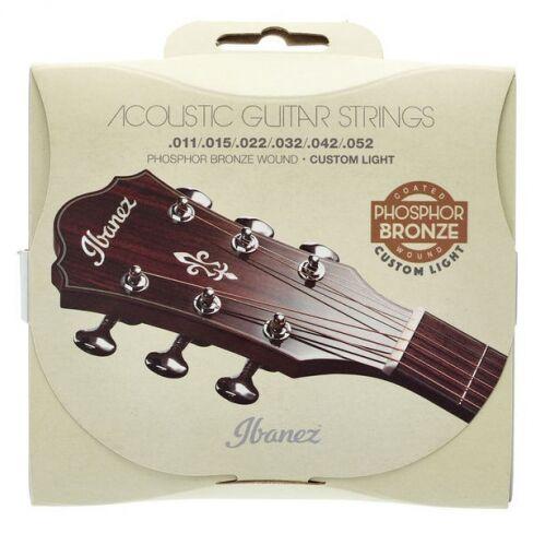 Ibanez IACSP62C struny do gitary akustycznej 11-52 Phosphor Bronze