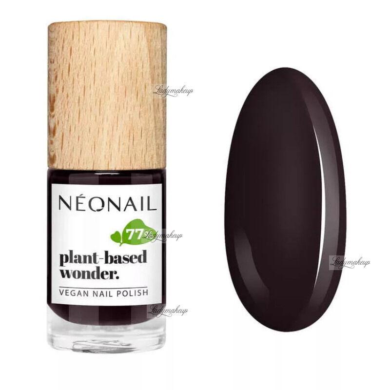 NeoNail - Plant-based wonder - Vegan Nail Polish - Wegański lakier do paznokci - 7,2 ml - 8702-7 - PURE WOOD