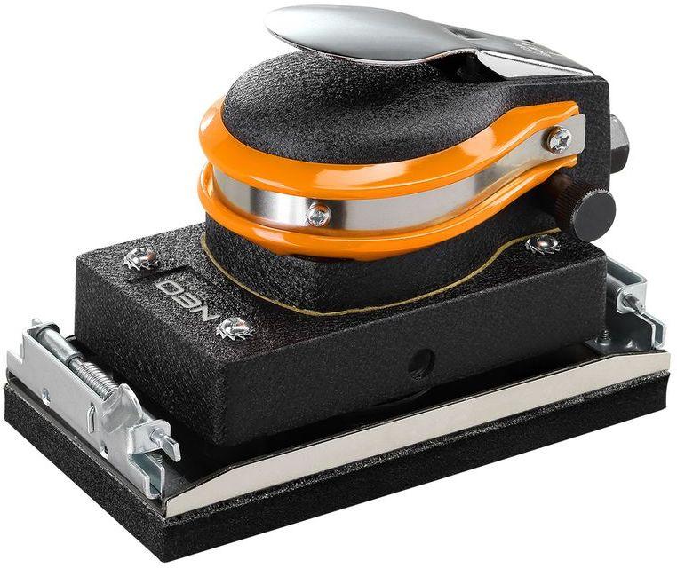 Szlifierka oscylacyjna pneumatyczna prostokątna 89x165mm 14-018