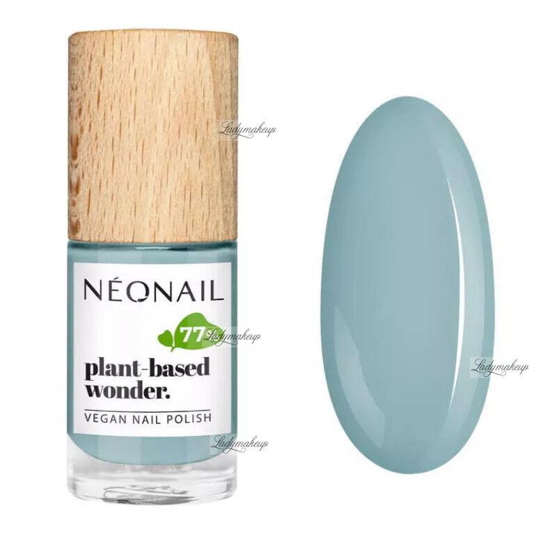 NeoNail - Plant-based wonder - Vegan Nail Polish - Wegański lakier do paznokci - 7,2 ml - 8696-7 - PURE EUCALYPTUS