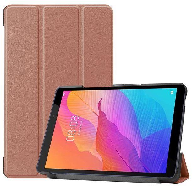 Etui Alogy Book Cover do Huawei MatePad T8 8.0 Różowe złoto + Folia + Rysik