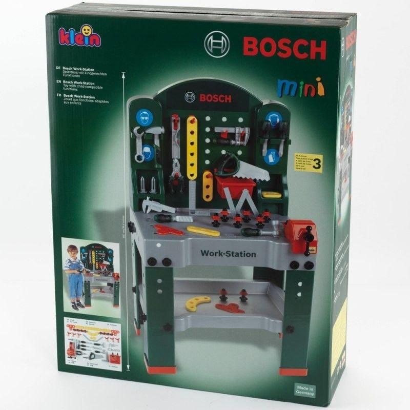 Bosch Duży Warsztat z Narzędziami Klein