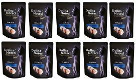 Pakiet Dolina Noteci Premium Danie z Dorsza z Sardynką Junior 10 x 85 g