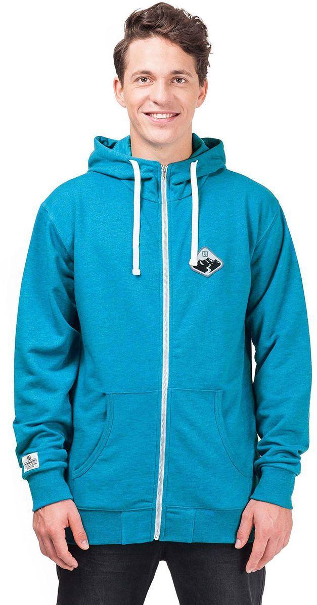 bluza męska HORSEFEATHERS SUPERIOR SWEATSHIRT (heather blue)