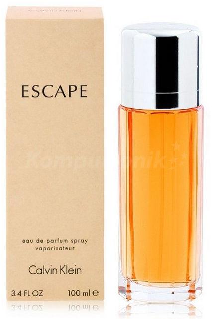Calvin Klein Escape Woman woda perfumowana - 100ml - Darmowa Wysyłka od 149 zł