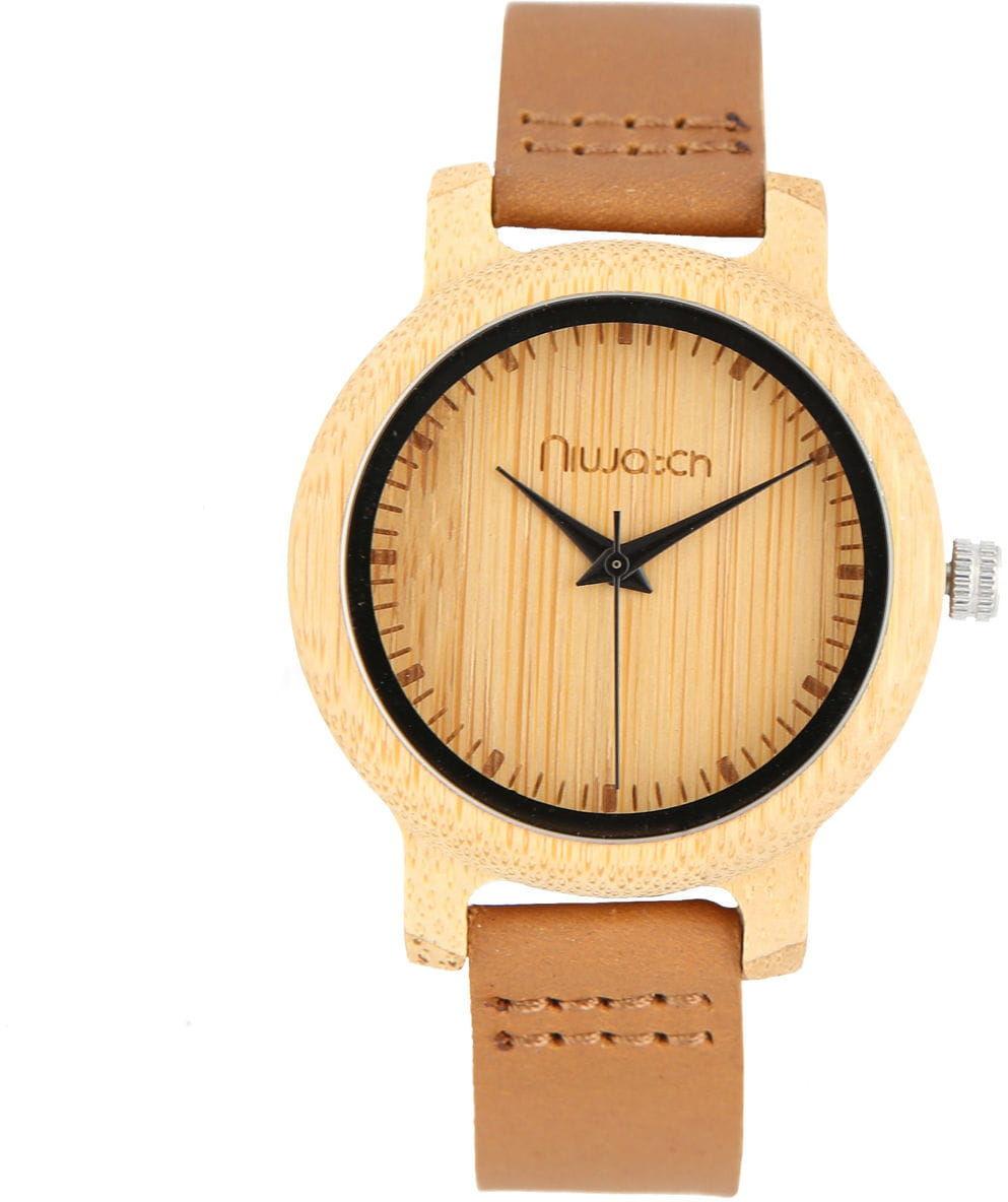 Zegarek drewniany Niwatch BASIC - 38 mm