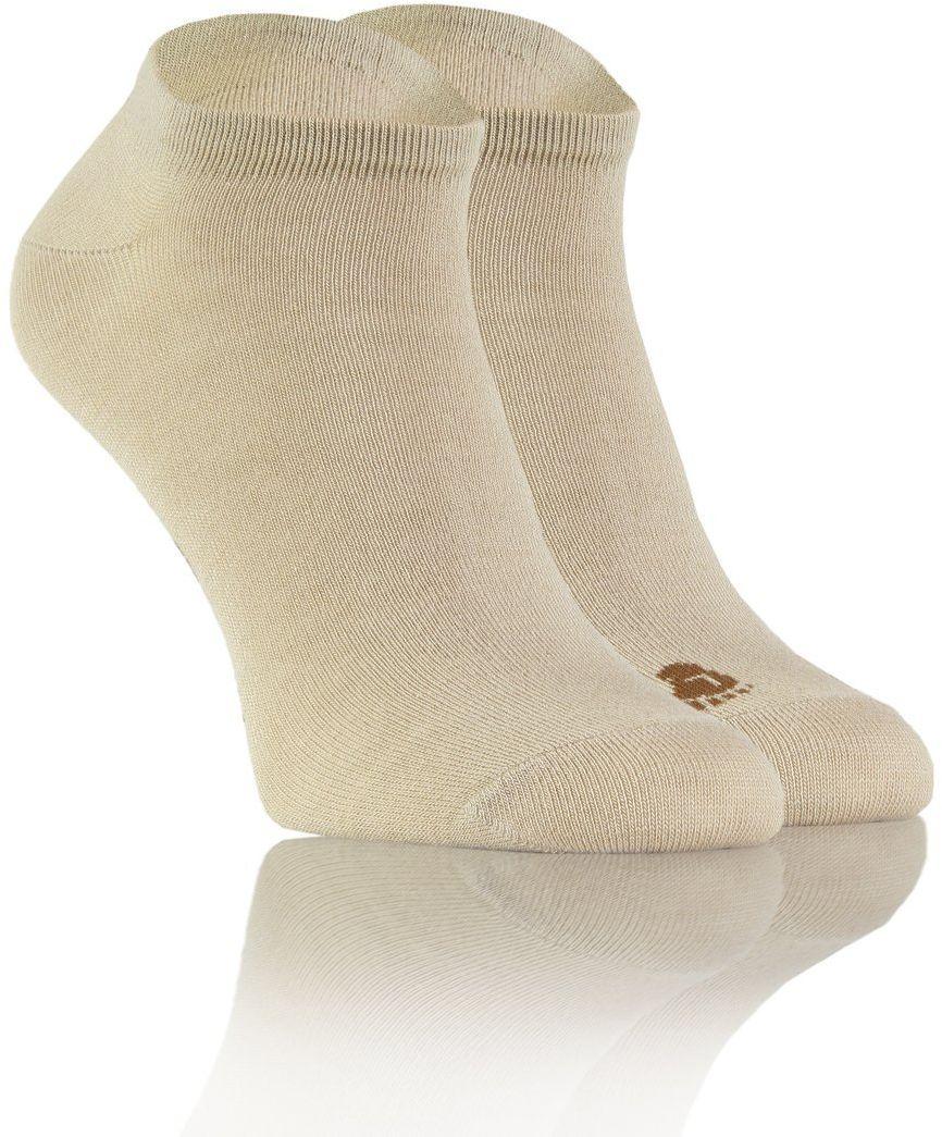 Skarpety stopki z włókna BAMBUSOWEGO Sesto Senso