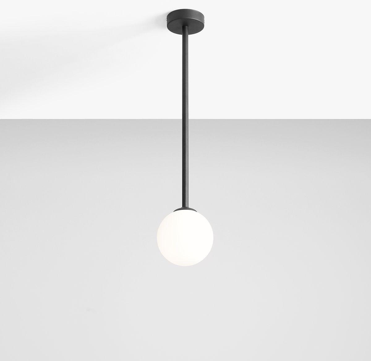 Pinne lampa wisząca czarna 1080PL/G1/M - Aldex Do -17% rabatu w koszyku i darmowa dostawa od 299zł !