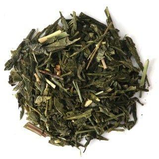 Herbata zielona o smaku sencha lemon 120g