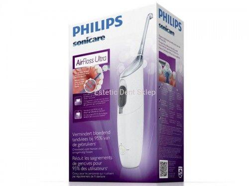 Irygator Philips Sonicare AirFloss ULTRA HX8331/01 bezprzewodowy